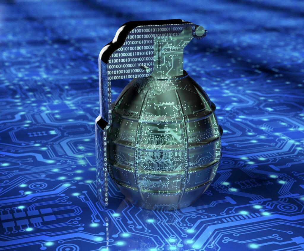 La guerra Cyber