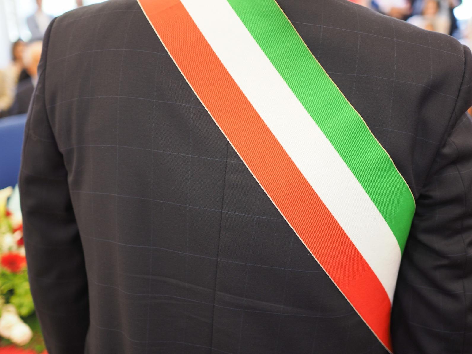sindaco italiano