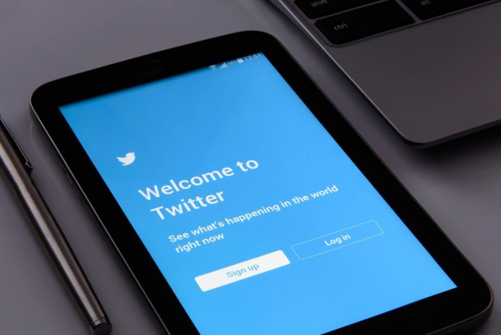 Twitter Cambio Password