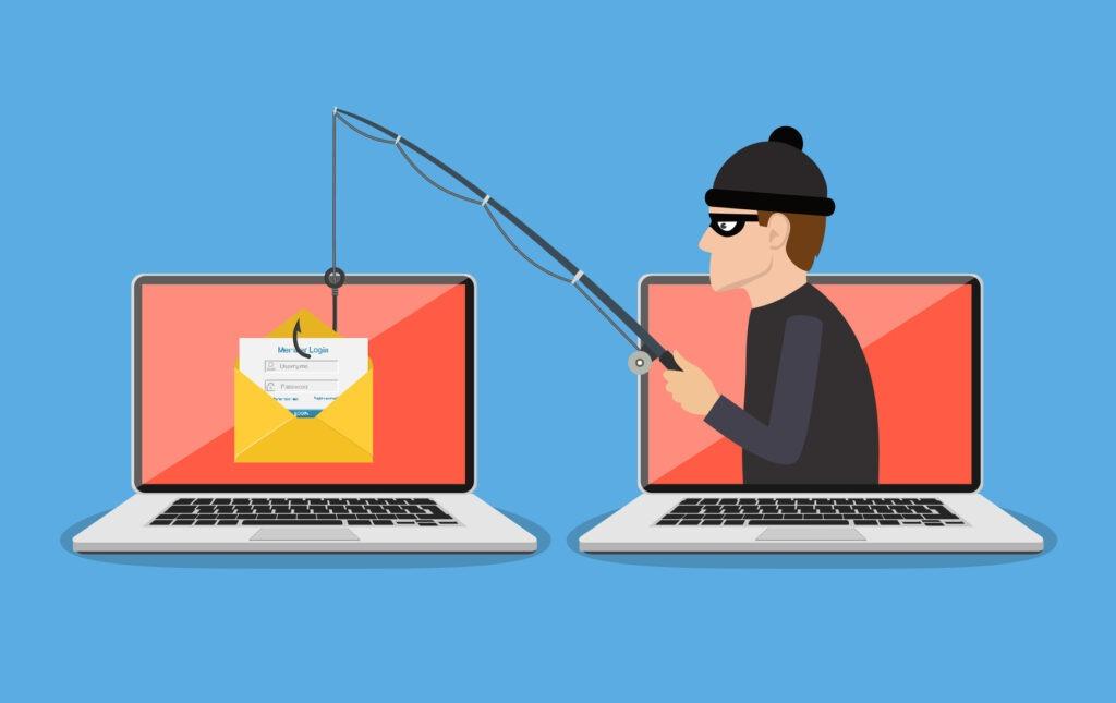 Mail Phishing