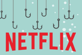 Phishing mail di Netflix